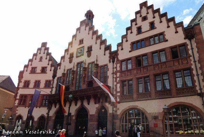 Römer - City Hall (Rathaus)