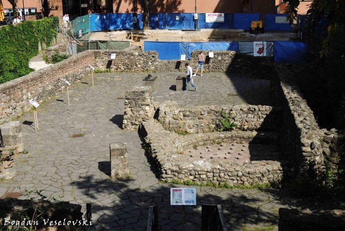 Archaeological Gardens (Archäologischer Garten)