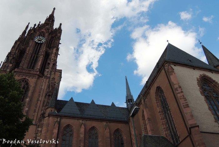 Frankfurt Cathedral - Saint Bartholomew's Cathedral (Frankfurter Dom - Kaiserdom Sankt Bartholomäus)