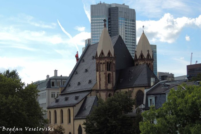 St. Leonhard's Church (Leonhardskirche)