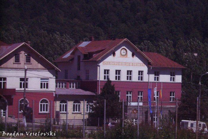 Paper factory, Bușteni