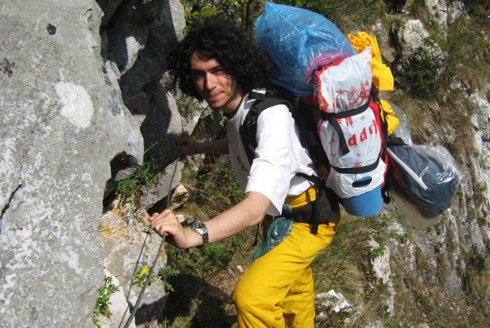 Cheile Râmețului - Brâna Caprei (Ramețului Gorge - Goat's Belt)