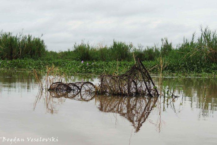 Fishing trap