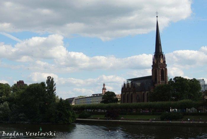 Three King's church (Dreikönigskirche)
