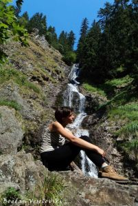 Cascada Bohodei (Bohodei Waterfall)