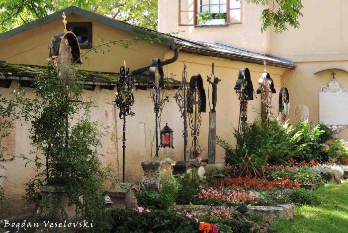 St. Peter's Cemetery (Petersfriedhof)
