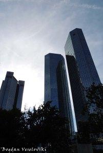 Deutsche Bank Twin Towers (Hauptverwaltung Deutsche Bank AG)