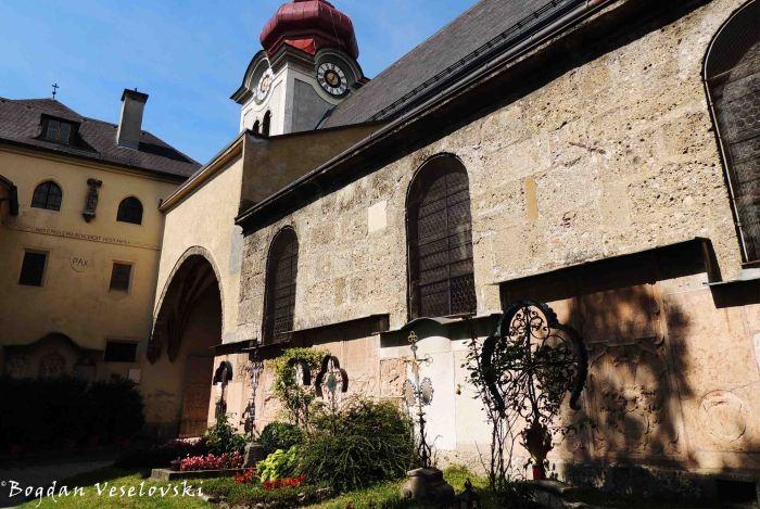 Nonnberg Abbey (Stift Nonnberg)