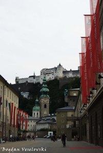 Hohensalzburg Castle (Festung Hohensalzburg)