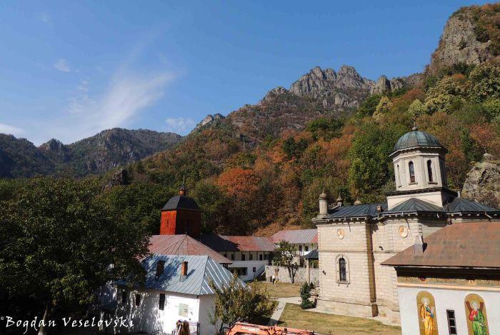 Stânișoara Monastery