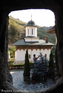 Turnu Monastery (Small Church)