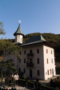 Turnu Monastery (Big Church)