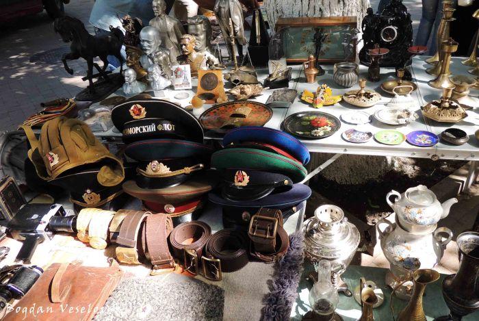 Antique market