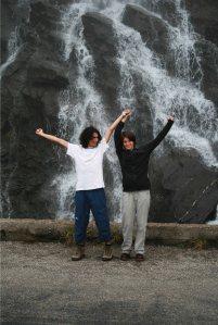 Bâlea Falls