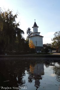 Church of the Life Giving Spring, Pitesti