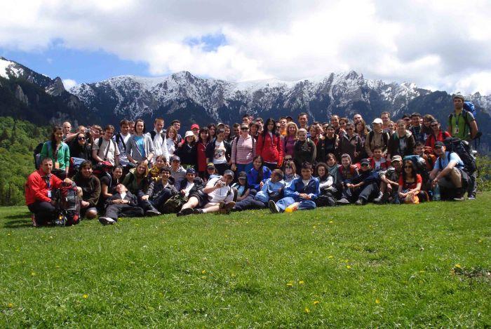 Mountain guides school