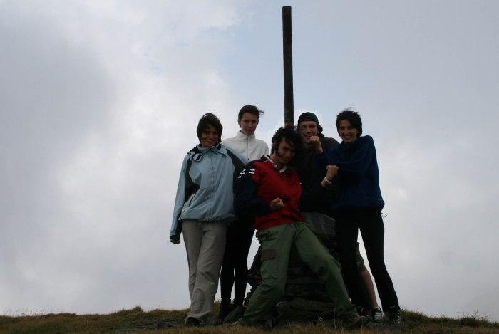Scara peak (2308 m)