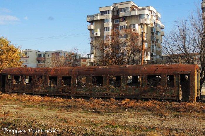 Scrap train