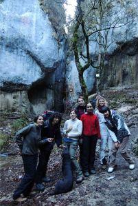 Canionul 7 Scari (7 ladders Canyon)
