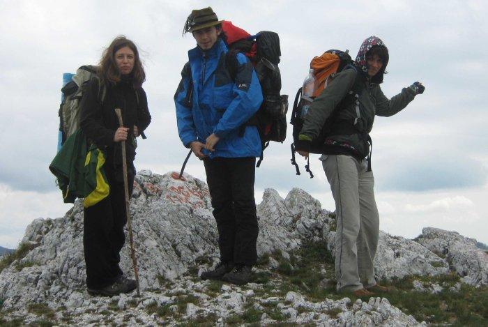 Domogled Peak (1105 m)