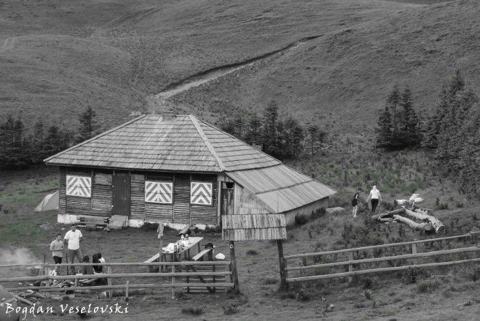 Cabana de vânătoare Lacul Vulturilor ('Eagles' Lake' Hunting hut)
