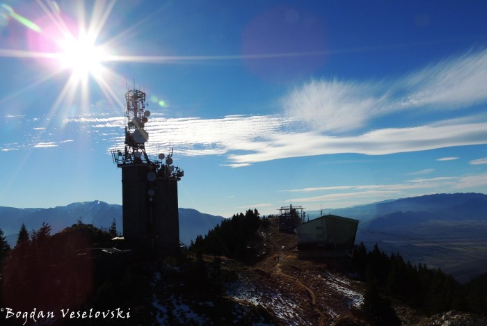 Postavarul weather & cable car stations
