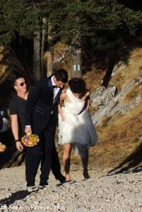 Groom & bride