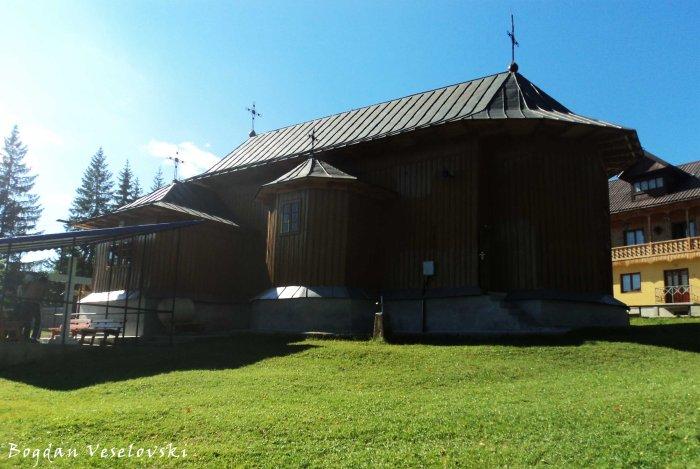 Mănăstirea 'Sihăstria Rarău' (Rarău Hermitage)