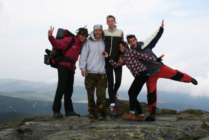 Pietrosul Rodnei Peak (2303 m)
