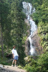 Cascada Cailor (Horses' Falls)