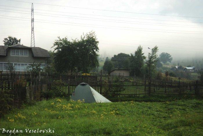 Camping in Vatra Dornei