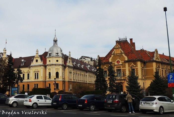 Palace of Finance (Brașov City Hall) & Post Palace