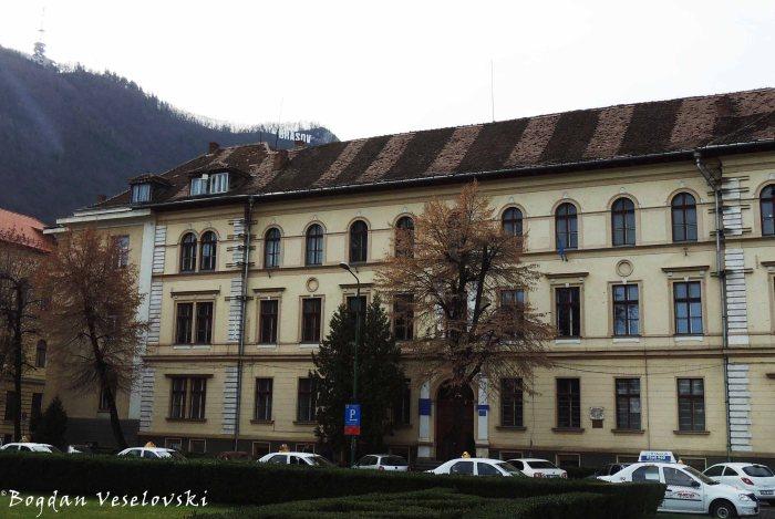 Faculty of Mechanical Engineering, Brașov
