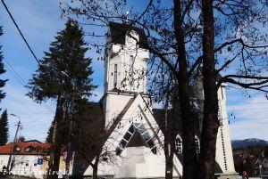 Biserica Sfinții Împărați Constantin și Elena, Predeal (Church of Saints Constantine & Helen)