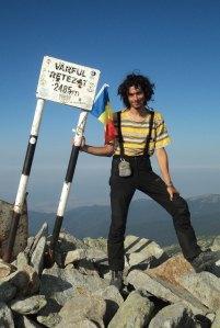 Retezat Peak (2485 m)