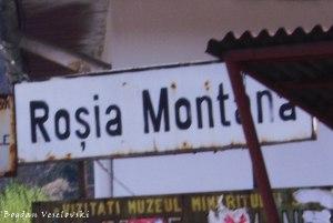 AB - Roșia Montană