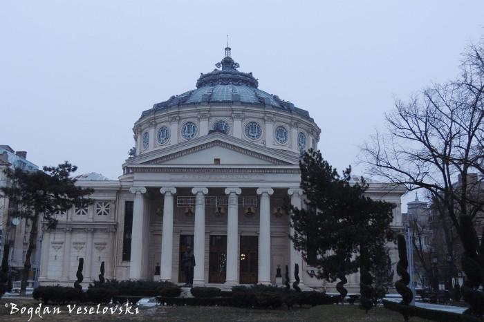 Ateneul Român (Romanian Athenaeum)