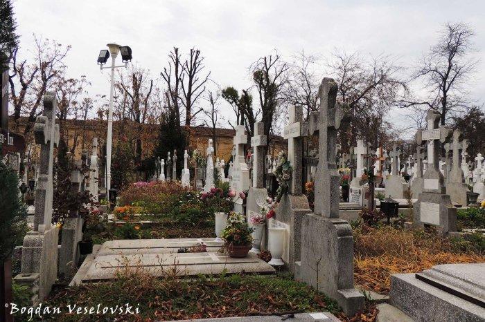 Bărbătescu Nou Cemetery, Bucharest