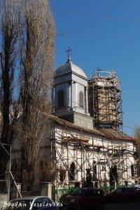 Biserica Sf. Nicolae - Negustori (Church of St. Nicholas - Negustori)