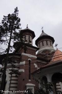 Biserica Sf. Visarion Vechi, Bucuresti