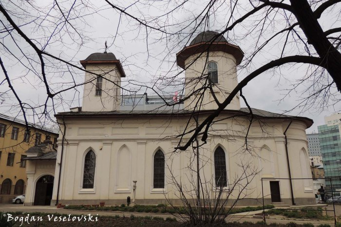 Biserica Sfântul Nicolae - Buzeşti (Church of St. Nicholas - Buzesti)