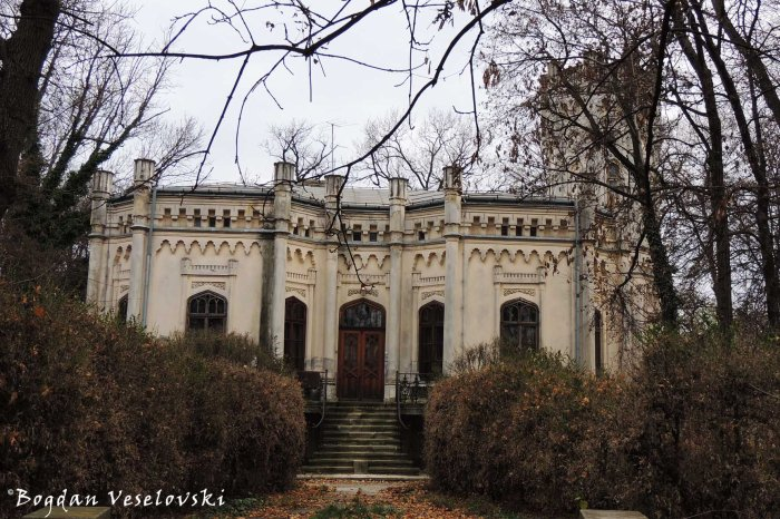 Bosianu House, Bucharest
