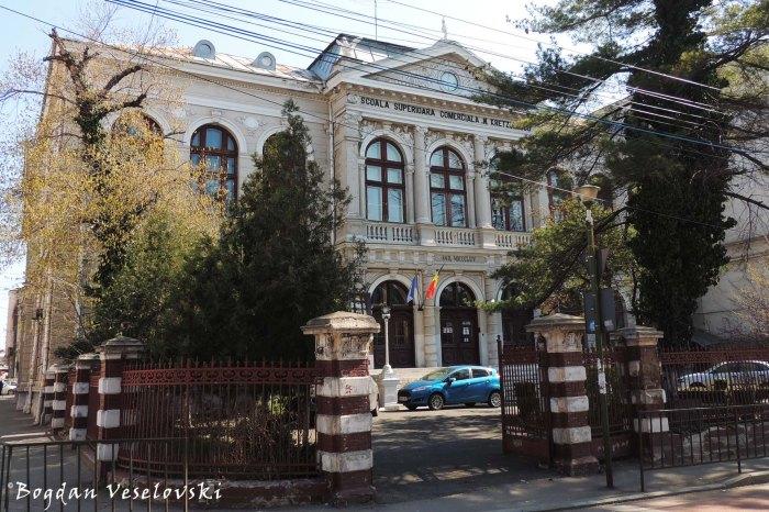 Școala Superioară Comercială 'N. Kretzulescu' (Higher Commercial School 'N. Kretzulescu')