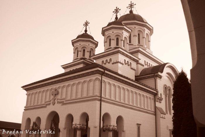 Catedrala Încoronării din Alba Iulia (Coronation Cathedral from Alba Iulia)