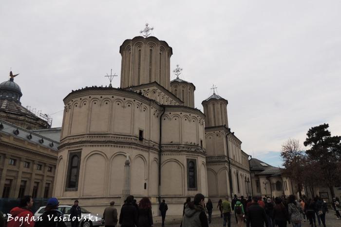 Catedrala Patriarhală din București (Romanian Patriarchal Cathedral) - Day
