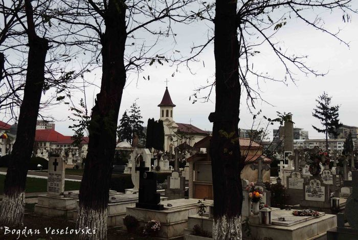 Central Cemetery, Bacău
