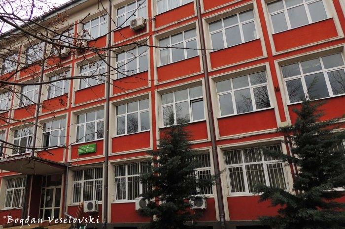 Colegiul Tehnic de Arhitectură și Lucrări Publice Ioan N. Socolescu (Technical College of Architecture Ioan.N Socolescu, Bucharest)