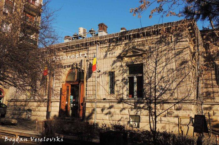 Dimitrie Sturdza House - Cărturești Bookshop (1883)