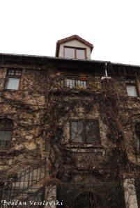 House on Allea Suter, Bucharest