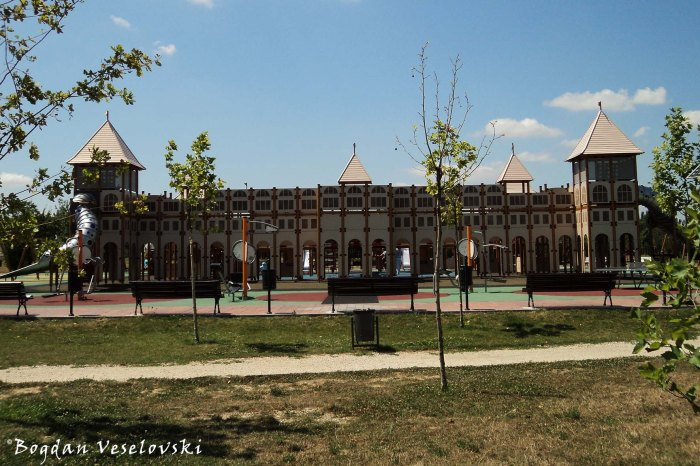 Izvor Park, Bucharest